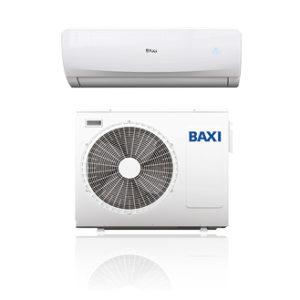 climatizzatore baxi inverter www.alesar.net roma